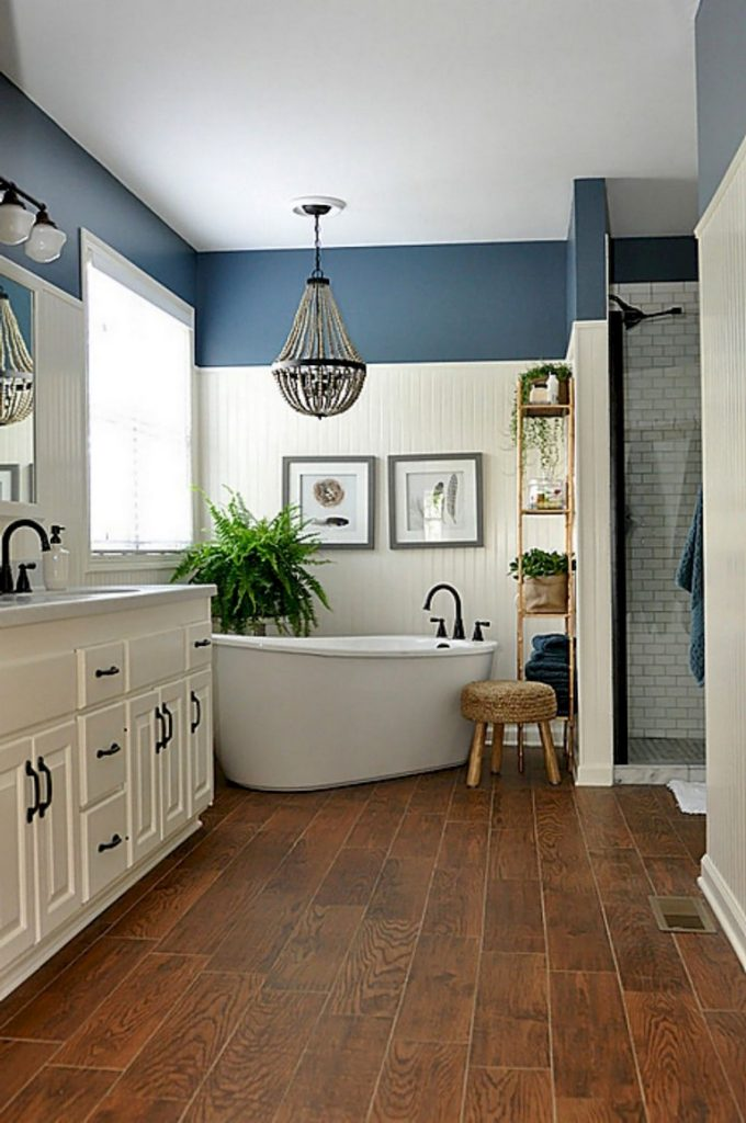 83+ Stunning Master Bathroom Remodel Ideas - Page 35 of 85