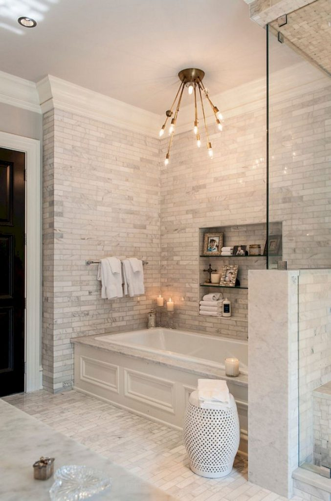 83+ Stunning Master Bathroom Remodel Ideas - Page 74 of 85