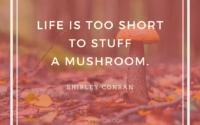 mushroom quotes