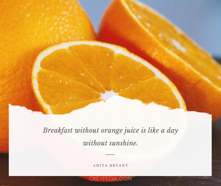 Orange Quotes