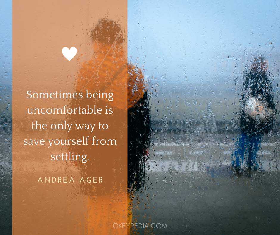 uncomfortable quotes